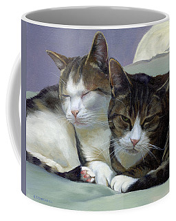 Sleeping Buddies Coffee Mug
