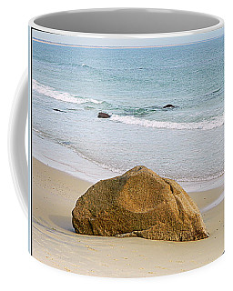 Sleeping Giant  Coffee Mug by Kathy Barney