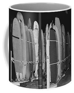 Bodyboard Coffee Mugs