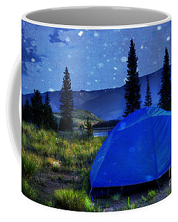 Sleeping Under The Stars Coffee Mug