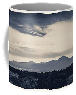 Sleeping Ute Mountain Coffee Mug