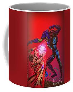 Sleepwalker 1c Coffee Mug by Justin Moore