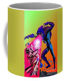Sleepwalker 1d Coffee Mug by Justin Moore