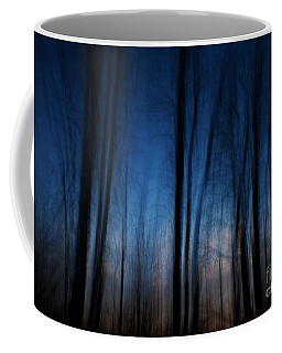 Sleepwalking... Coffee Mug by Nina Stavlund