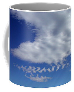 Sleepy Clouds Coffee Mug