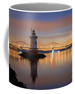 Sleepy Hollow Light Reflections  Coffee Mug by Michael Ver Sprill