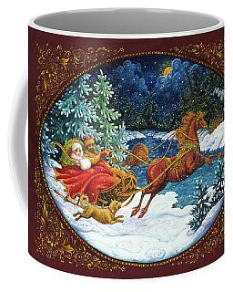 Sleigh Ride Coffee Mug