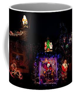 Slightly Over-the-top Christmas Coffee Mug