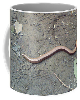 Slow Worm Coffee Mug