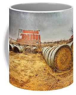 Slumbering In The Countryside Coffee Mug by Betty LaRue