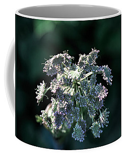 Coffee Mug featuring the photograph Small Flowers Makes One Big by Leif Sohlman