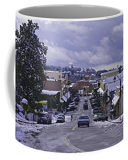 Small Town America Coffee Mug by Sherri Meyer