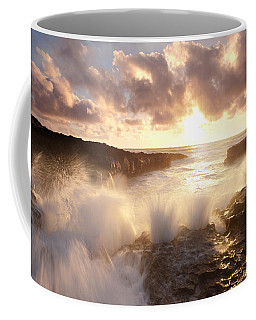 Smashing Sunset Coffee Mug