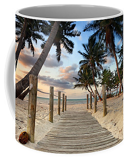 Smathers Beach 2 Coffee Mug