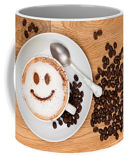Smiley Face Coffee Coffee Mug