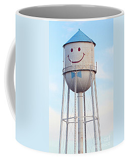 Smiley The Water Tower Coffee Mug