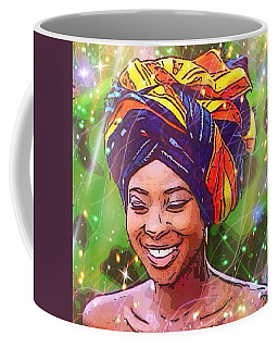 Smiling Girl Coffee Mug