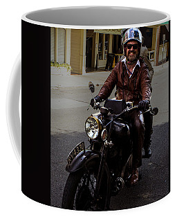 Smiling Into Cape Girardeau Coffee Mug