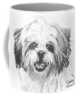 Smiling Shih Tzu Coffee Mug