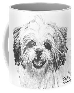 Smiling Shih Tzu Coffee Mug by Kate Sumners