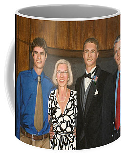 Smith Family Portrait Coffee Mug