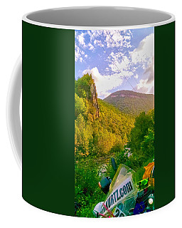 Smoke Hole Canyon Coffee Mug