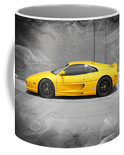 Smokin' Hot Ferrari Coffee Mug