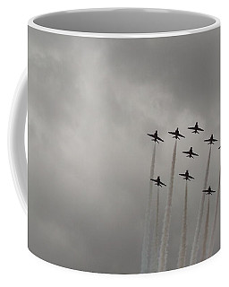 Smoking Planes Coffee Mug