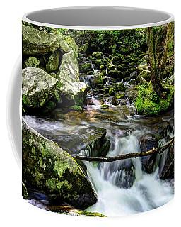 Smoky Mountain Stream 4 Coffee Mug