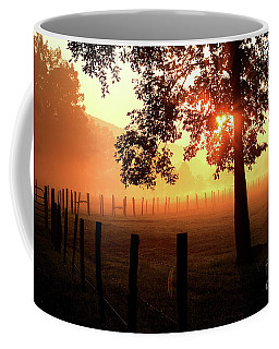 Smoky Mountain Sunrise Coffee Mug