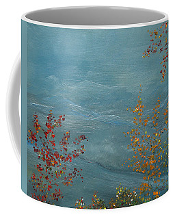 Smoky Mountains In Autumn Coffee Mug