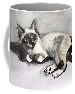 Smudge At 8 Weeks  Coffee Mug