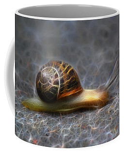 Snail Dreams Coffee Mug