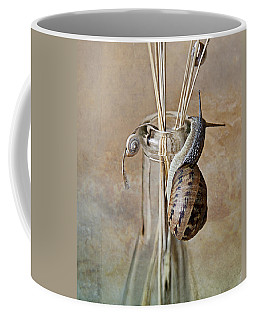 Snails Coffee Mug