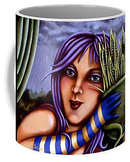 Snake Snakeplant Coffee Mug