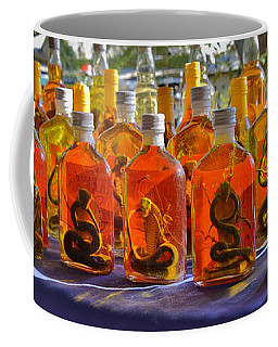 Snake Whiskey Coffee Mug