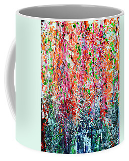 Snapdragons II Coffee Mug