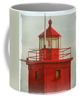 Snapshot Of Red Coffee Mug
