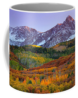Sneffels Sunrise Coffee Mug