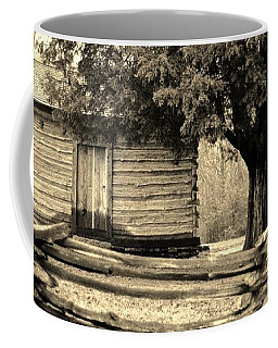 Snodgrass Cabin And Cannon Coffee Mug