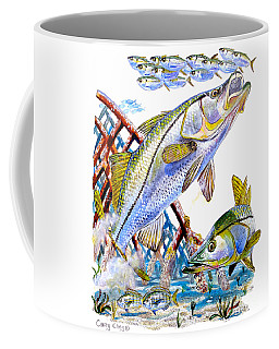 Snook Ambush Coffee Mug
