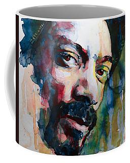 Snoop Dogg Coffee Mug by Laur Iduc