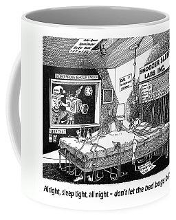 Snoozer Sleep Lab Study Coffee Mug