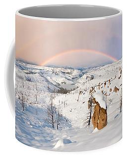 Snow Capped Hoodoo's Coffee Mug
