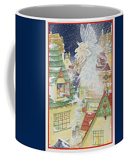 Snow Fairy Coffee Mug