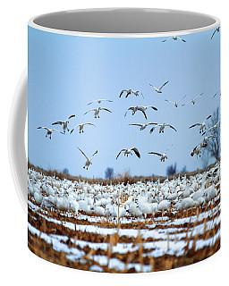 Snow Fall Coffee Mug