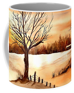 Snow Glow Coffee Mug