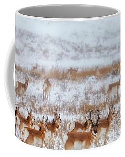 Snow Grazers Coffee Mug