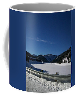 Snow Lake Coffee Mug
