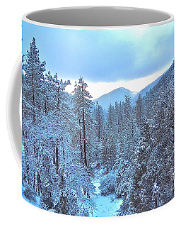 Snow Magic Coffee Mug